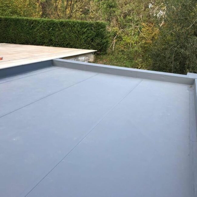 Residential Flat Roofers Cardiff