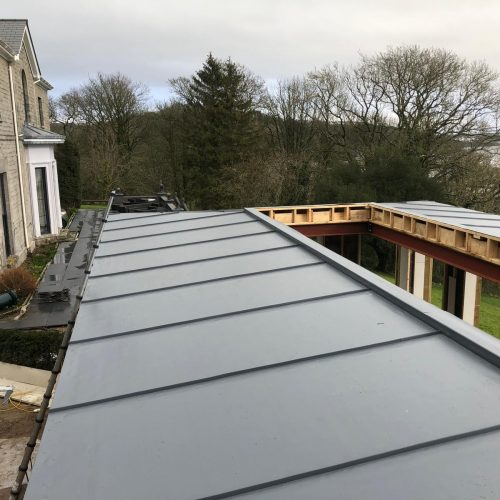 Flat Roofs For Extensions
