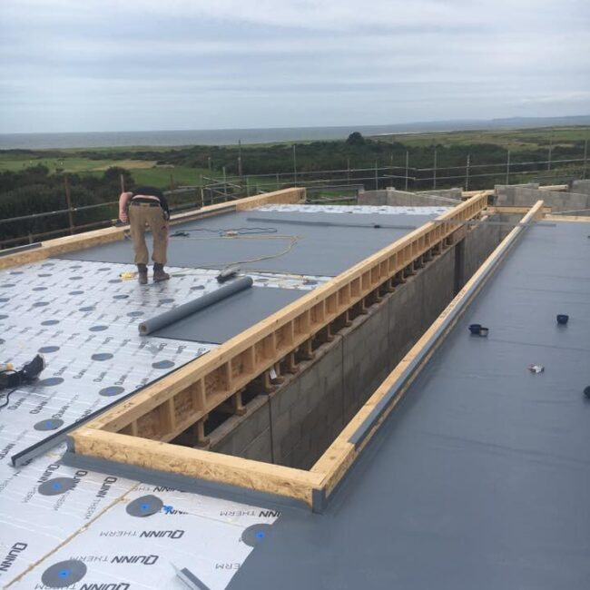 Industrial Flat Roofing Companies