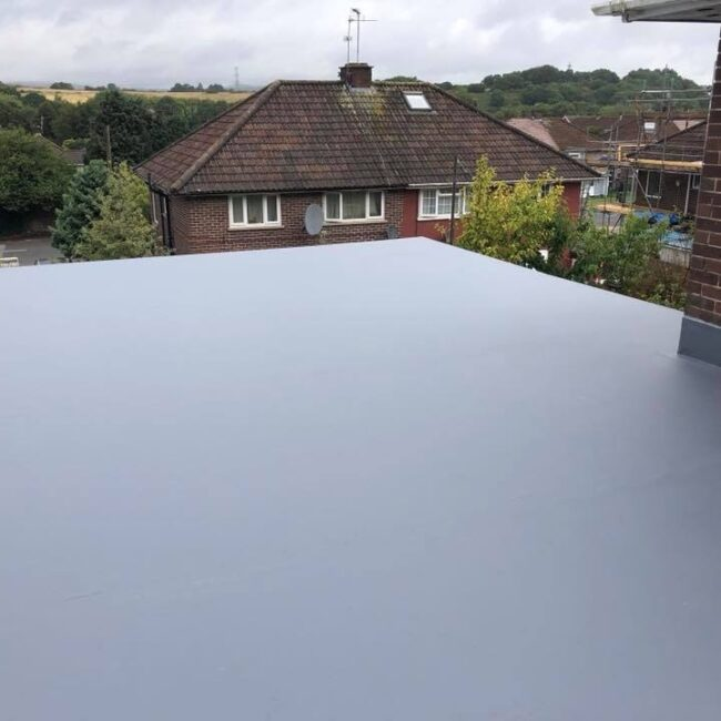 Flat Roofing Companies Cardiff