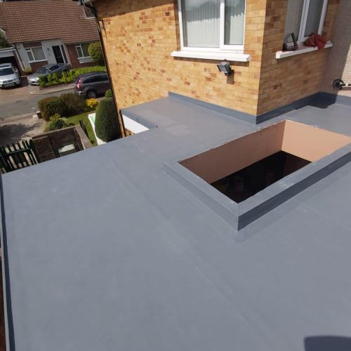 Flat Roofers Cardiff