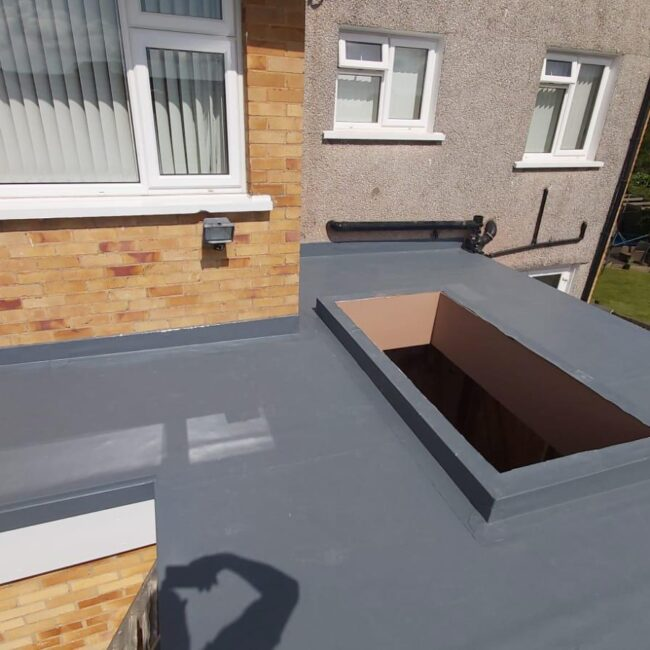 Cardiff Domestic Flat Roofers