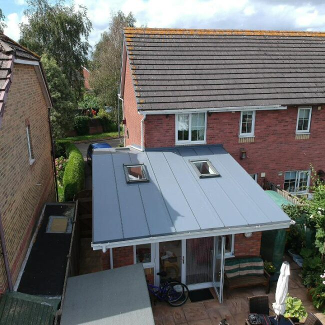 Domestic Flat Roofing Cardiff
