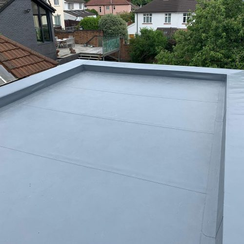 Garage Flat Roofs Cardiff
