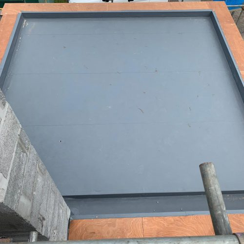 Small Flat Roofing Cardiff