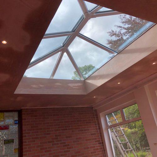 Roof Lanerns