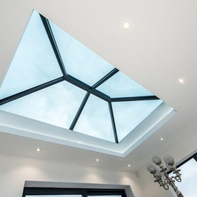 Roof Lantern Examples In Cardiff